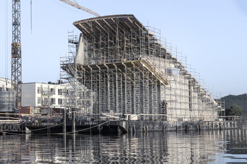بزرگترین رستوران زیر آبی جهان