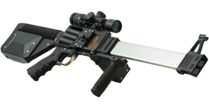 تفنگ ریبونی