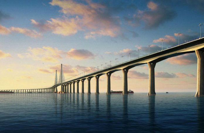بلندترین پل دریاگذر جهان