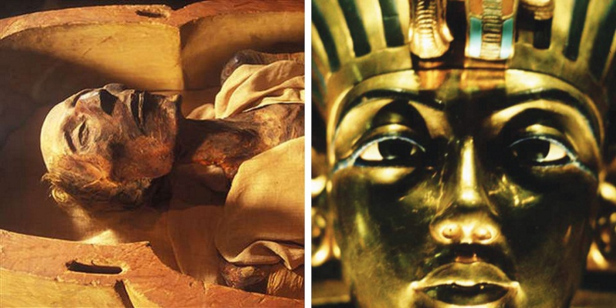 ۱۰ حقیقت شگفت انگیز درباره مومیایی های مصر باستان که احتمالا چیزی از آن ها نمی دانید