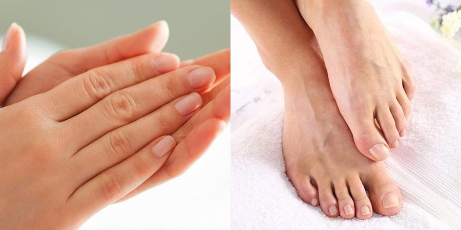 چند راهکار ساده و مؤثر برای روشن کردن پوست دست ها و پاها