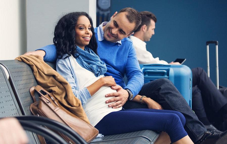 سفر در دوران بارداری و سفر به همراه کودک خردسال