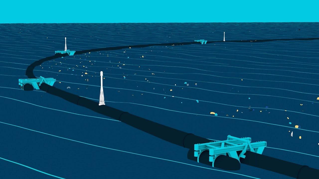 پاکسازی اقیانوسها از پلاستیک