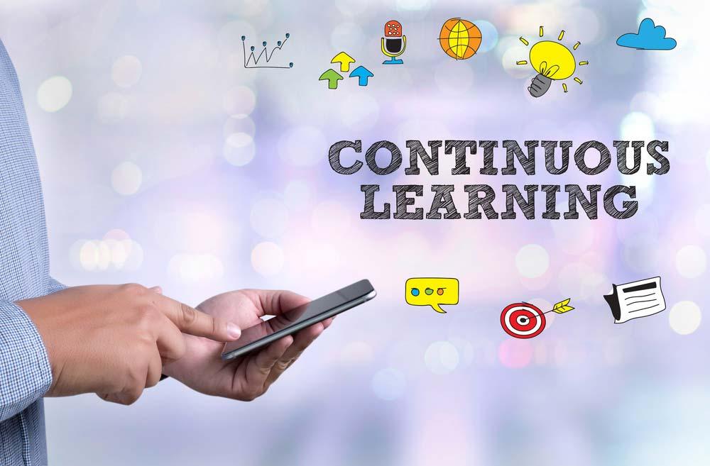 یادگیری مداوم و پی در پی چه اهمیتی در زندگی ما دارد؟