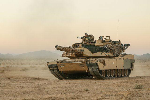 تانک Abrams