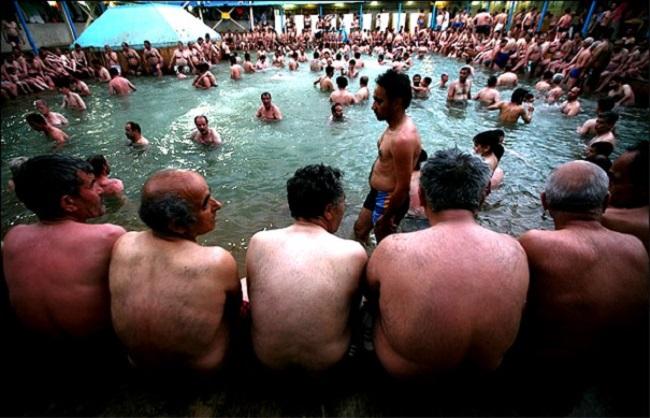 چشمه های آبگرم اردبیل