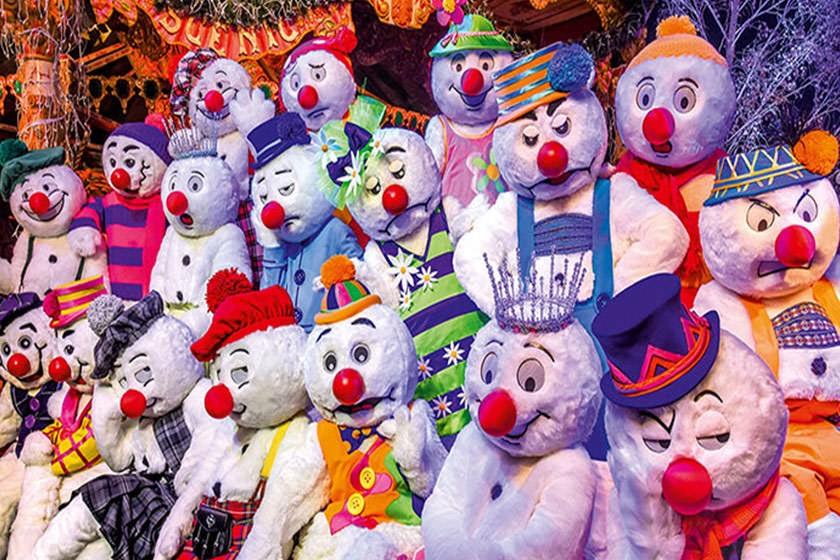 روستای ترزفورد انگلیس؛ ۷ هفته با عجیب ترین جشن کریسمس اروپا