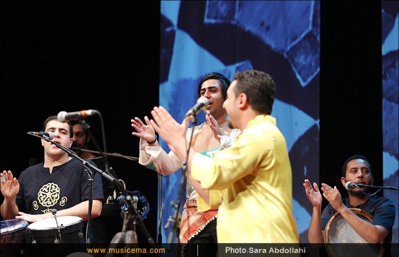 برنامه کنسرت های تهران
