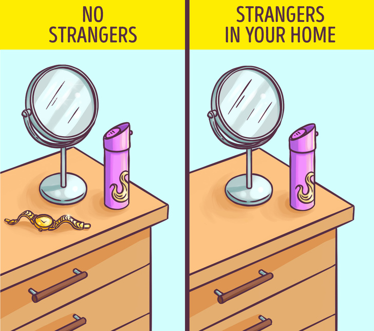 حفظ امنیت خانه