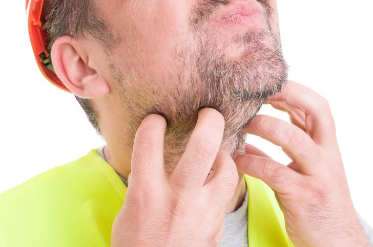 پرپشت کردن ریش