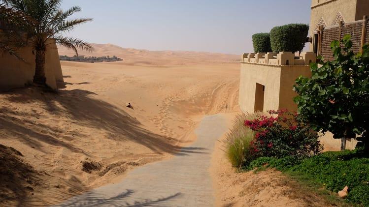 قصر السراب