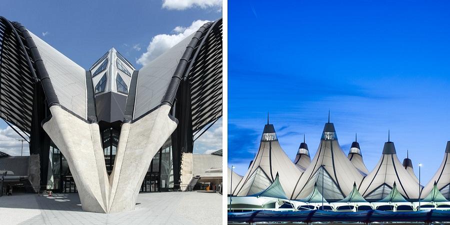 با ۱۶ مورد از زیباترین فرودگاه های دنیا آشنا شوید
