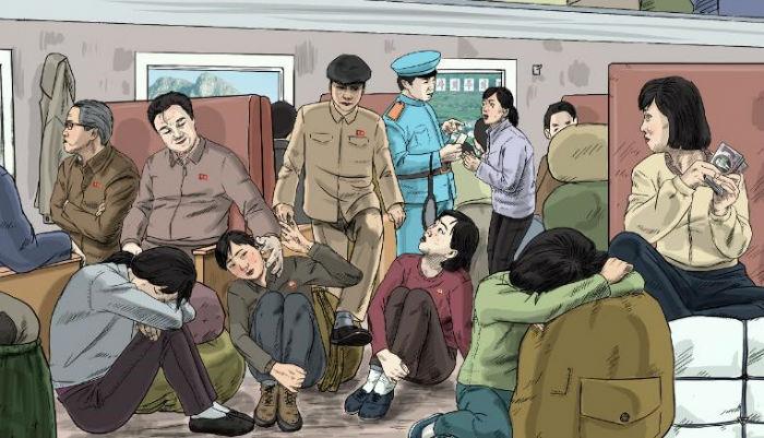 زنان در کره شمالی