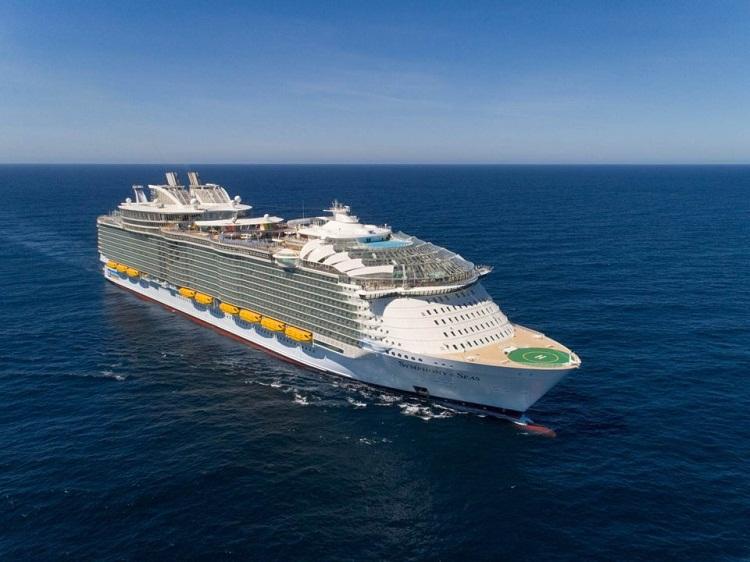 بزرگ ترین کشتی تفریحی دنیا