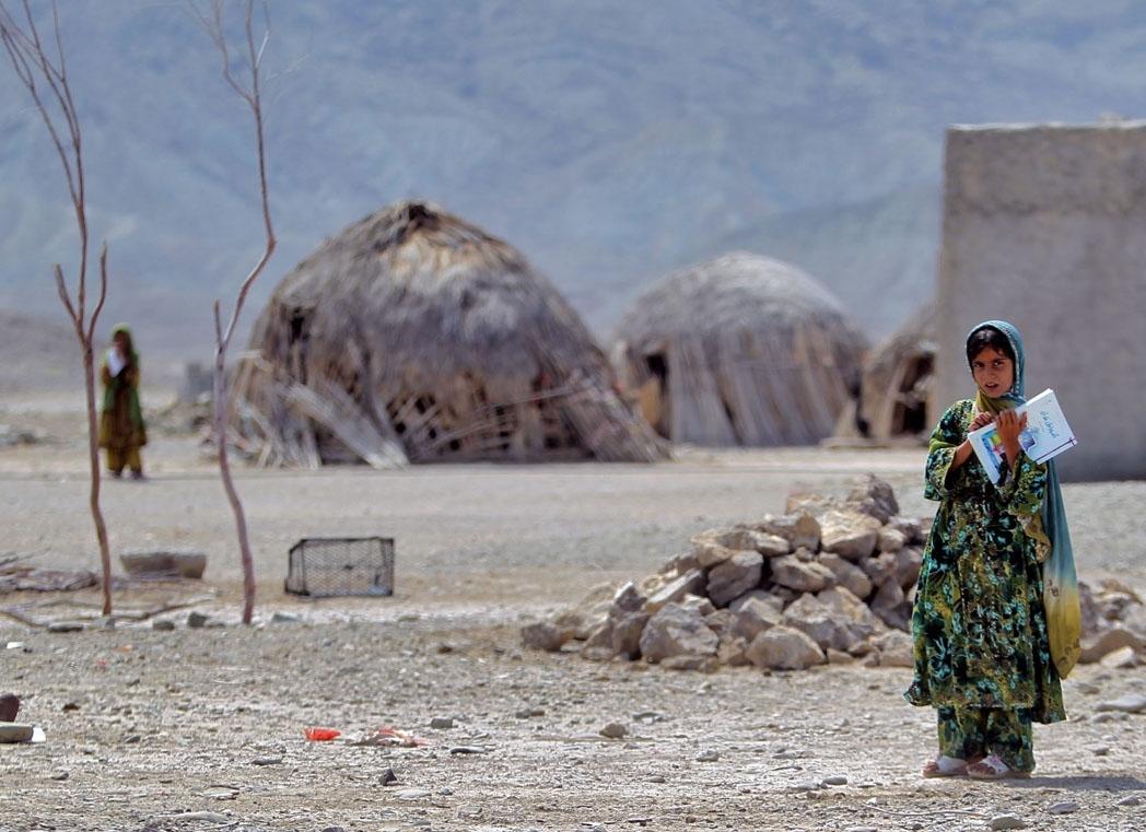 توالت در مدارس مناطق محروم ایران