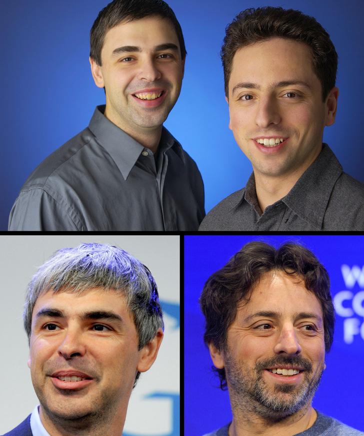میلیاردرهای موفق و مشهور جهان