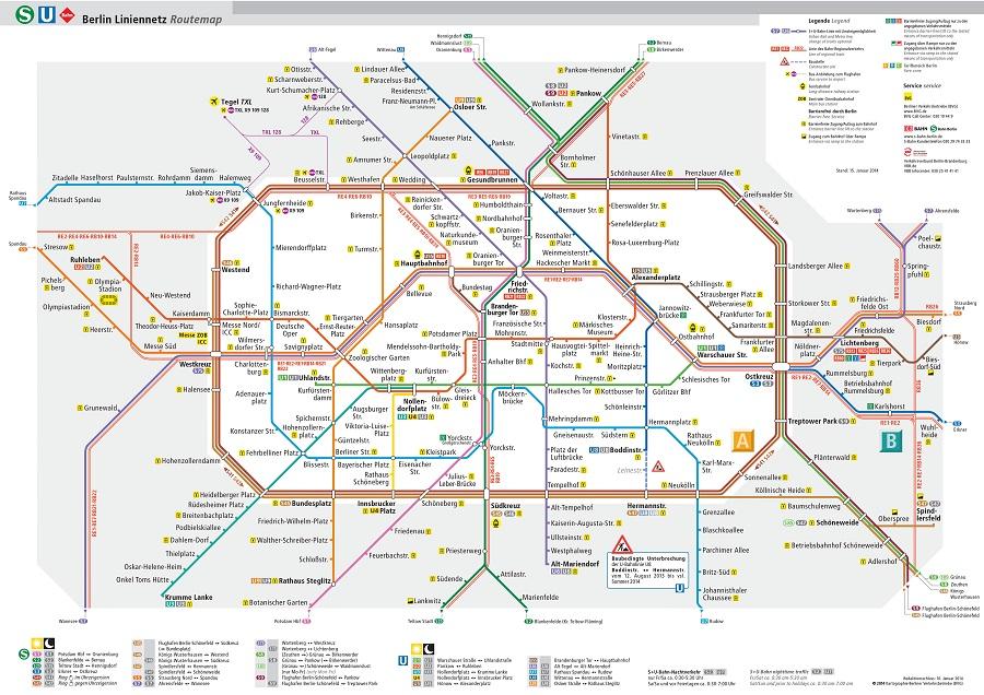 مقایسه 10 متروی مشهور جهان