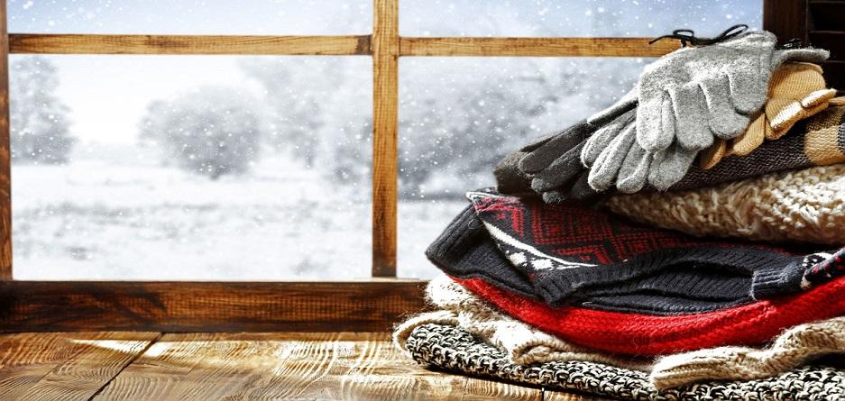 شستشوی انواع لباسهای پاییزی و زمستانی