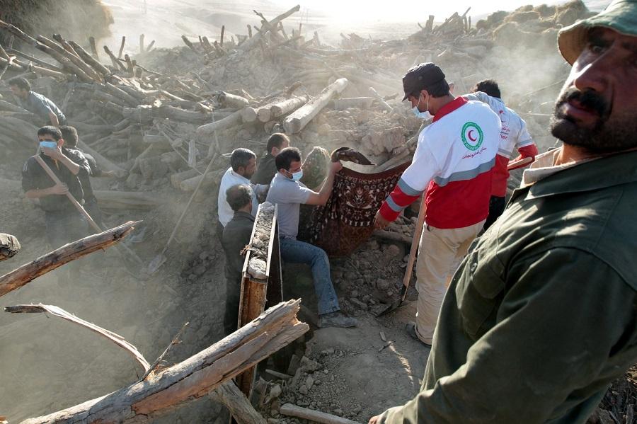 نکات ایمنیدر زمان وقوع زلزله