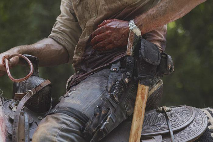 ساخت ۳ فیلم تلویزیونی از روی سریال «مردگان متحرک» با بازی اندرو لینکلن تایید شد