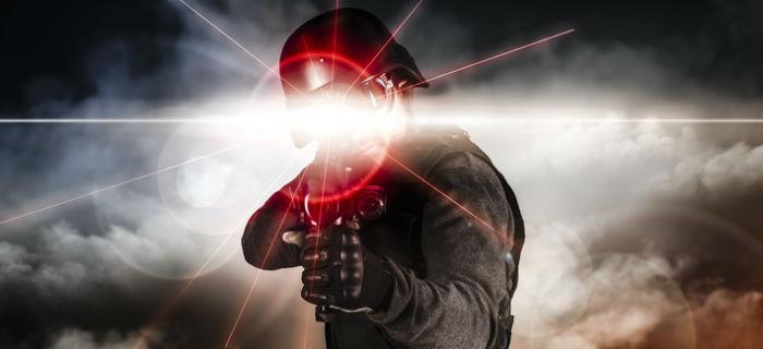 سلاح لیزری