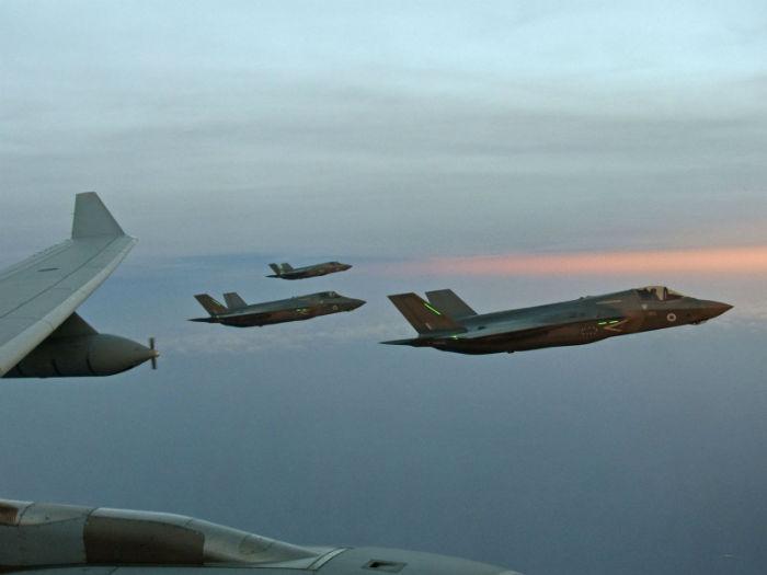 جنگنده پنهانکار F-35