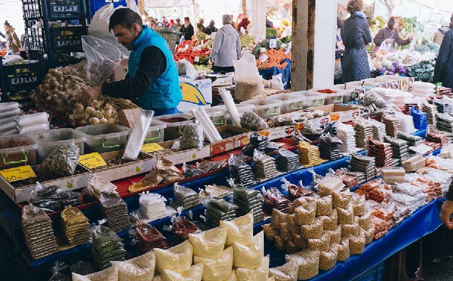 بازار های سنتی استانبول