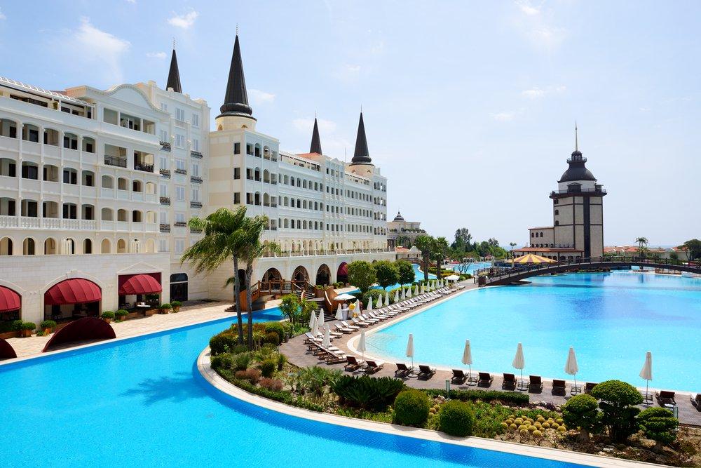 لوکس ترین هتل های جهان