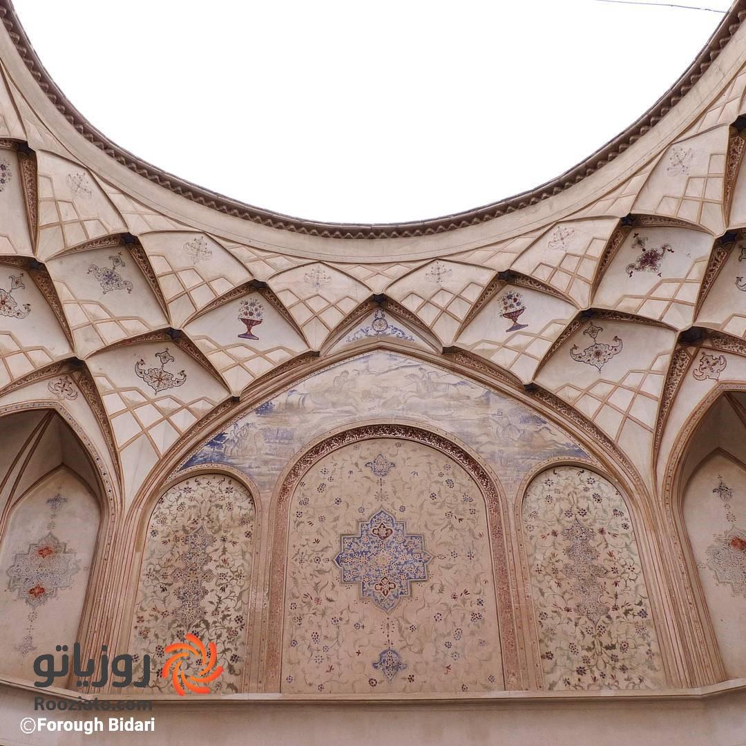 مجموعه عکسی از 9 ماه سفر به دور ایران