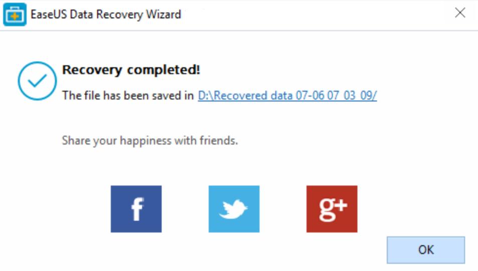 بازیابی اطلاعات حذف شده با EaseUS Data Recovery