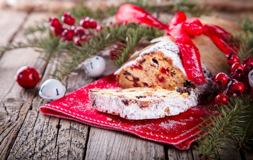 غذای سنتی کریسمس