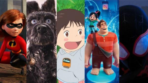 همراه با گلدن گلوب ۲۰۱۹: بهترین انیمیشن سال ۲۰۱۸ کدام یک خواهد بود؟
