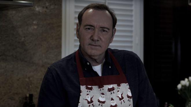 کوین اسپیسی دوباره در نقش «فرانک آندروود»