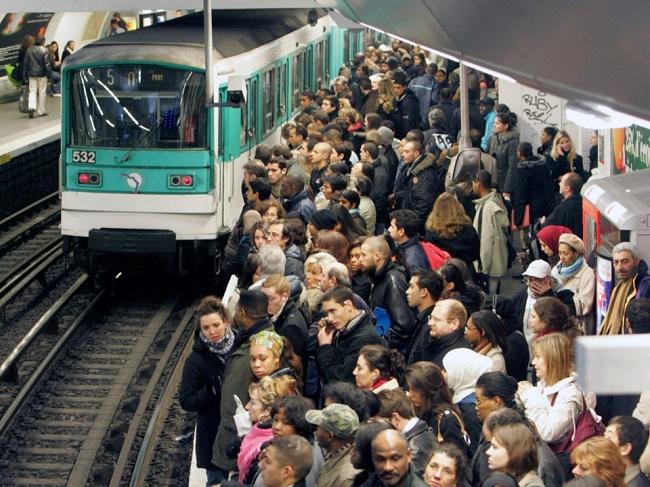 متروی شهرهای بزرگ دنیا