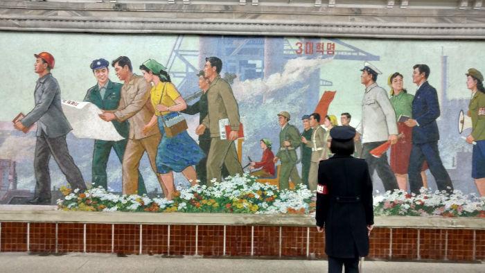 کریسمس و تفتیش عقاید در کره شمالی