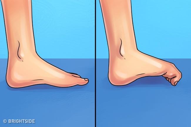 کاهش درد پا و کاهش درد زانو