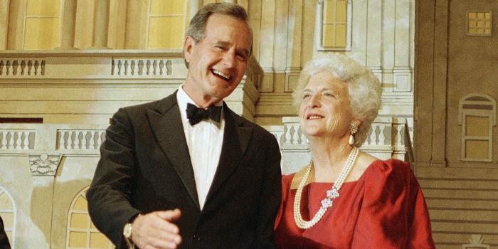 جورج دبلیو بوش
