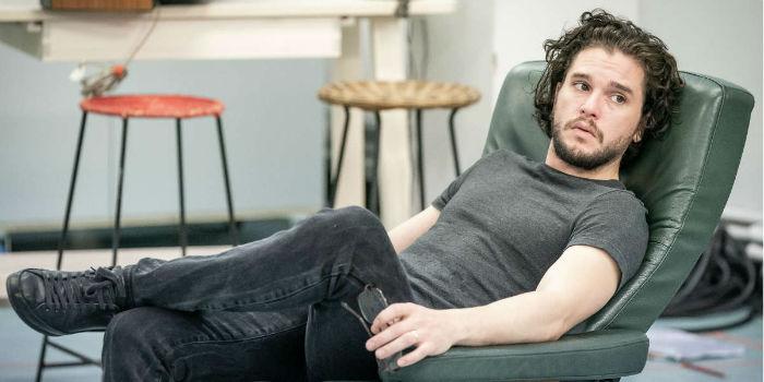 جان اسنو در سریال بازی تاج و تخت