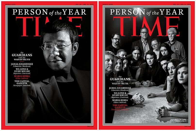 شخصیت سال مجله تایم