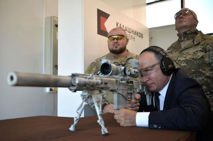 با «چوکاوین» آشنا شوید؛ جدیدترین تفنگ تک تیرانداز کالاشنیکف برای اسنایپرهای روسی