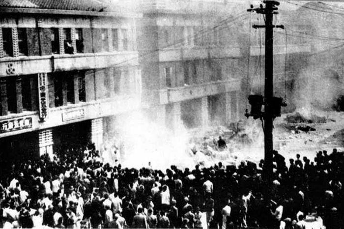 شورش و تظاهرات خیابانی