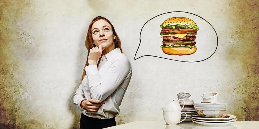 چرا گاهی بعد از غذا احساس سیری نمی کنیم و باز هم گرسنه ایم؟