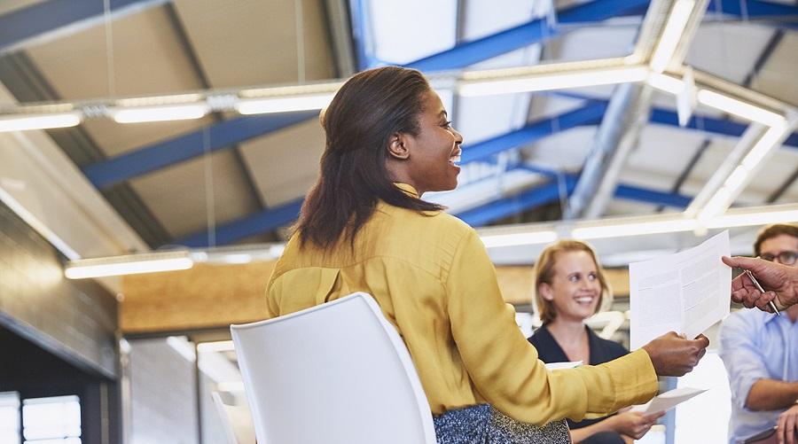 ارتقا شغلی زنان