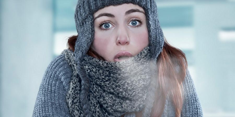 سرمایی ها بخوانند؛ چرا بعضی ها همیشه سردشان است؟