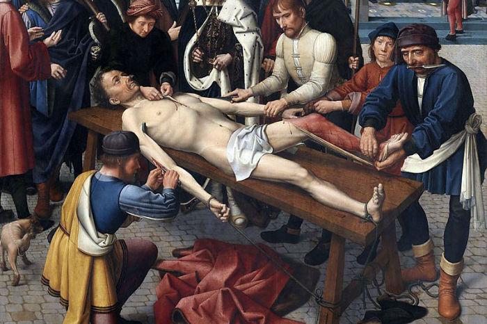 ۱۰ مورد از دردناک ترین و بیرحمانه ترین روش های اعدام در طول تاریخ [قسمت اول]