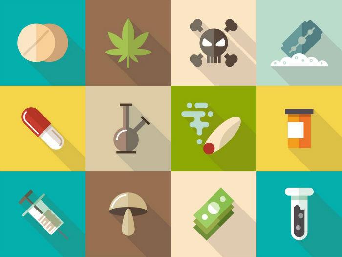 ۵ مادهای که اعتیاد آورترین مواد مخدر و روانگردان موجود در کره زمین شناخته میشوند
