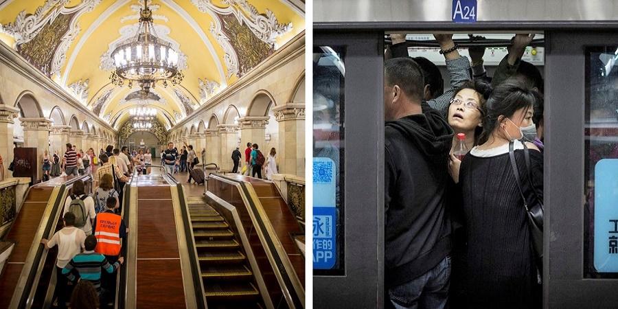 از قاهره تا نیویورک؛ گشتی در میان متروهای بزرگترین شهرهای دنیا
