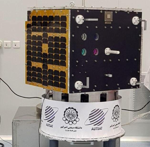 ماهوارهبر پیام