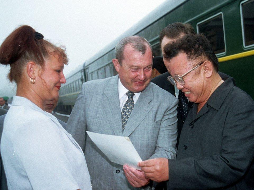 کیم جونگ ایل رهبر کره شمالی مجله صبح سپاهان sobhsepahan.ir