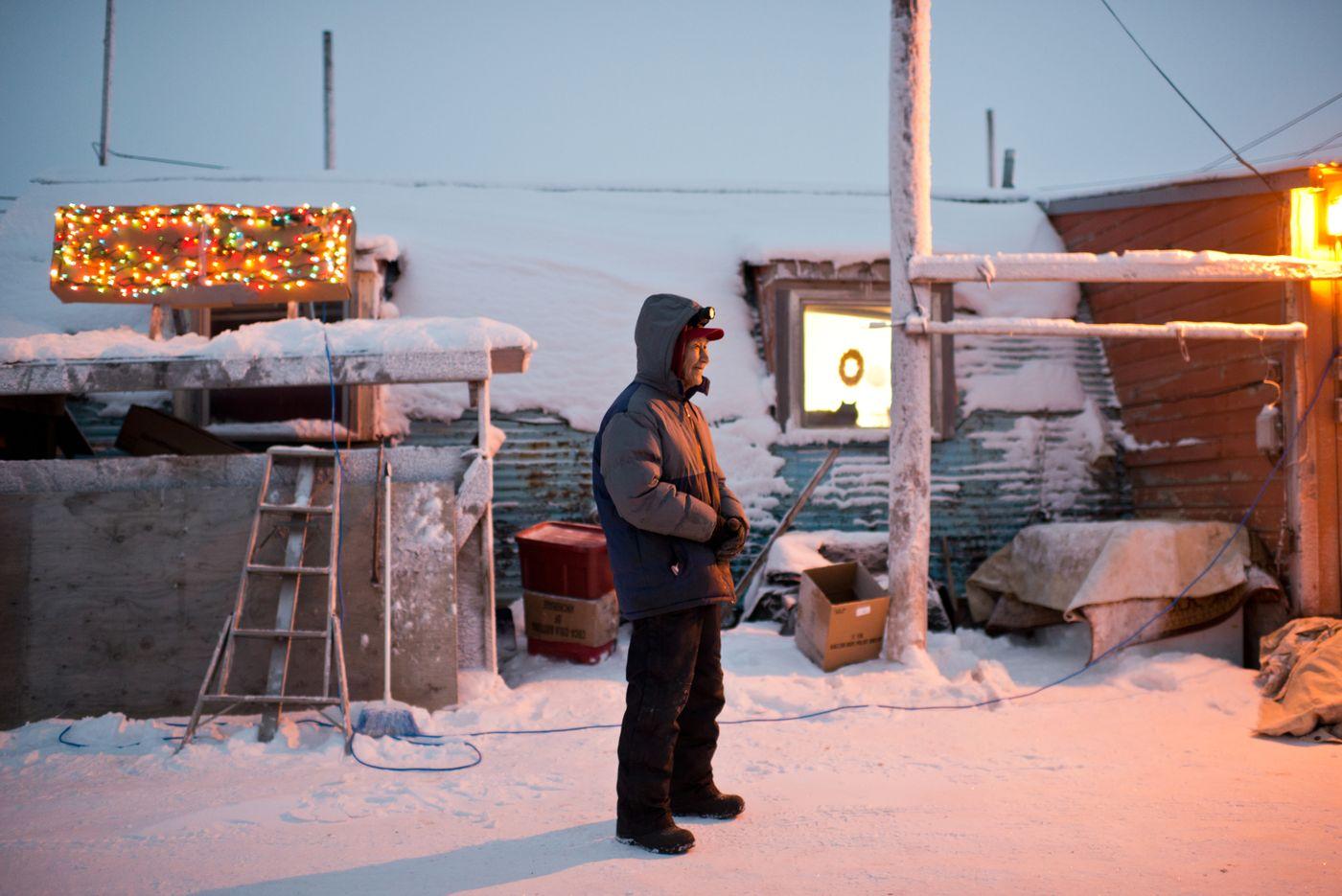 زندگی در آلاسکا